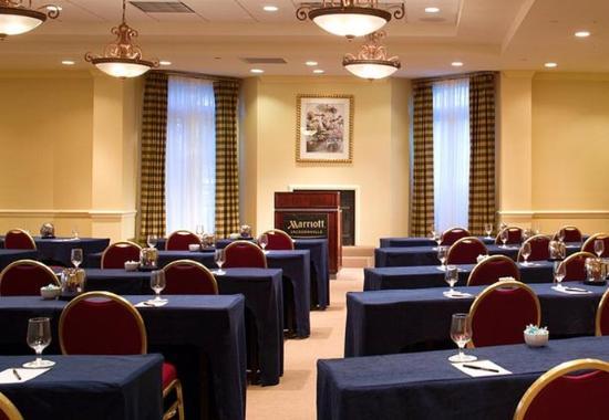 Jacksonville Marriott: Schoolroom Meeting