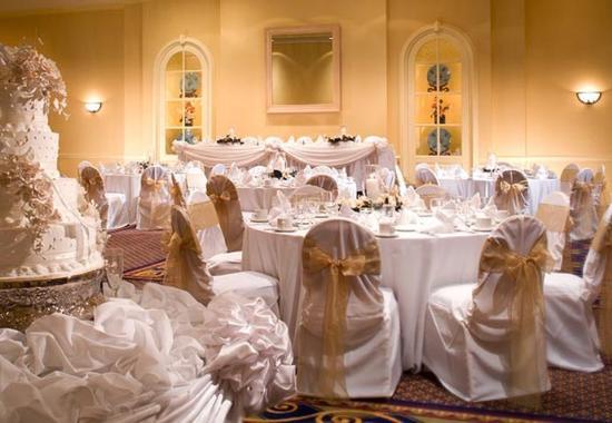 Jacksonville Marriott: Wedding Banquet