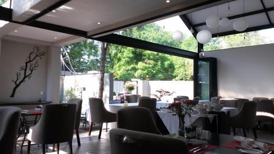 Clico Boutique Hotel: Área de pequeno almoço