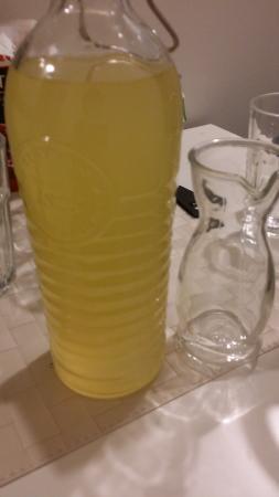 بورتو رافاييل: lovely homemade liquer !