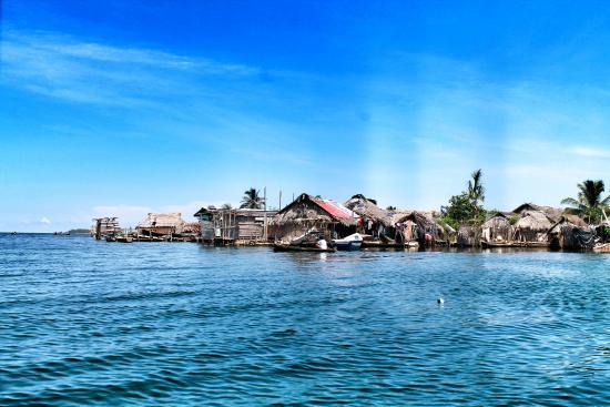 Dolphin Lodge Uaguinega : visita a las islas