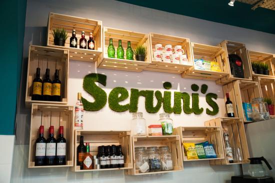 Servini's Cafe