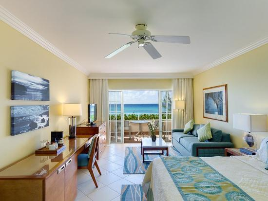 Turtle Beach by Elegant Hotels: Ocean Front Junior Suite