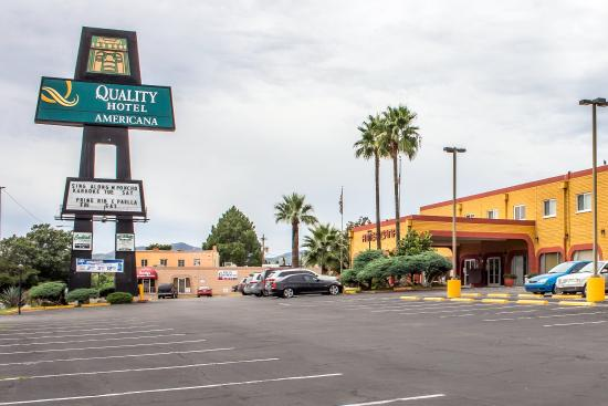 Quality Hotel Americana Nogales