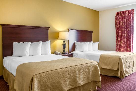 Nogales, AZ: Double Room