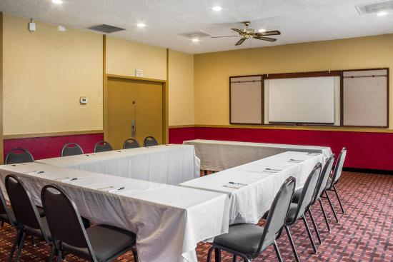 Quality Hotel Americana Nogales: Meeting Room