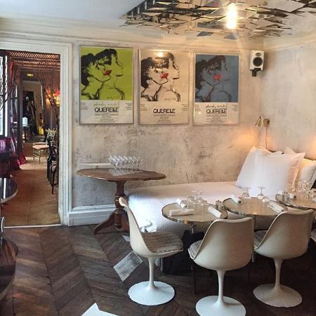 Derriere Paris Notre Dame Marais Restaurant Reviews