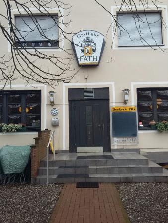 Alfa Hotel St Ingbert Restaurant
