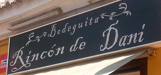 Bodeguita El Rincón de Dani
