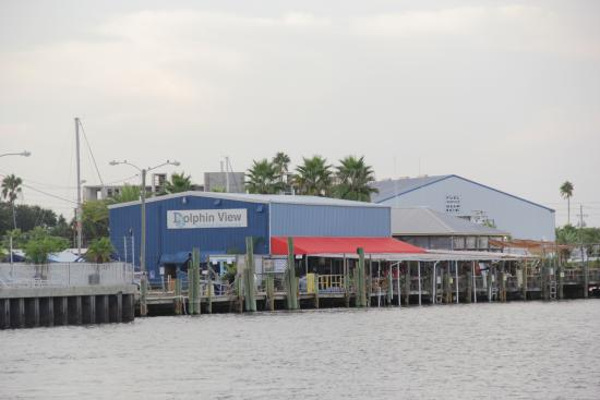 Dolphin View Seafood Of Restaurant From River Cruise