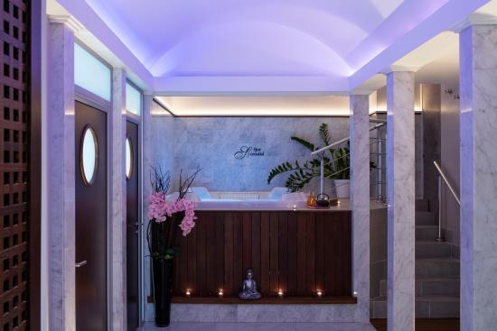 Splendid Hotel & Spa: Whirlpool bath Spa Splendid Nice