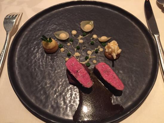 OLIVO - Gourmetrestaurant: Rinderfilet