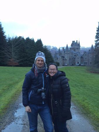 Kinlochlaggan, UK: The real Glenbogle