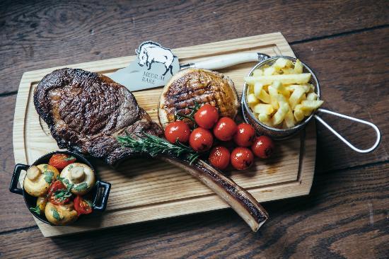 The Wild Boar: Sample Dish