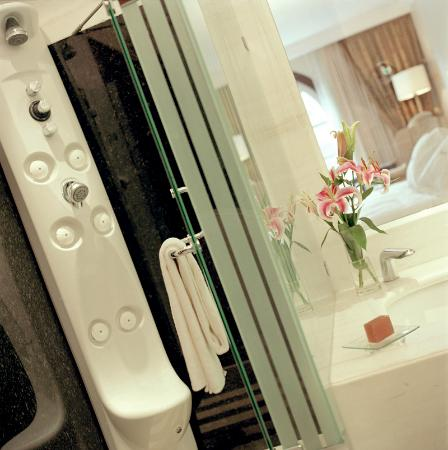 The Green Park Hotel: Baño Suite