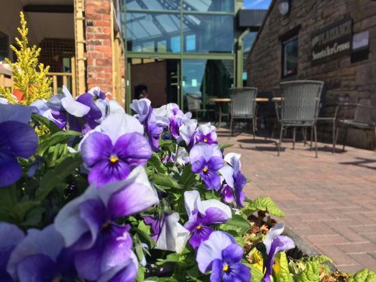Meols, UK: Atrium Street Cafe
