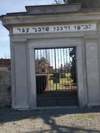 Cimitero Ebraico: Marzo 2016