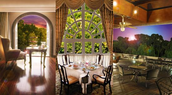 The Green Park Hotel: Home