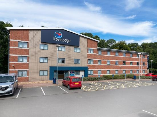 Travelodge Stafford Central Hotel : Stafford Central - Exterior