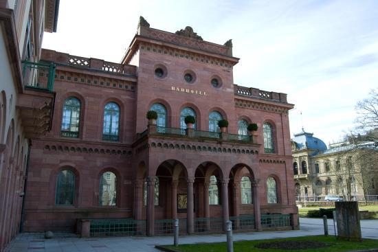 Mokni's Palais Hotel & Spa: Eingang von aussen