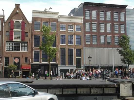 Anne Frank House Anne Frankhuis Bild von Anne Frank