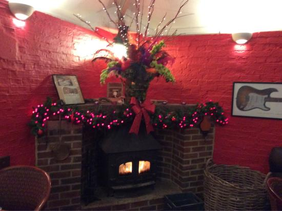 Pewsey, UK: The Waterfront Bar & Bistro