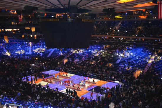 New York Rangers Picture Of Madison Square Garden New York City Tripadvisor