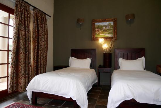 Sibane Hotel: Our room