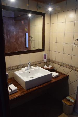 Tenorio Lodge: Very clean