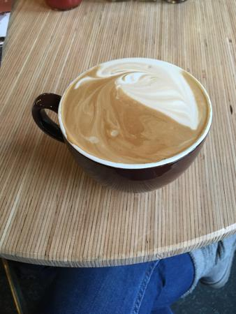 Golden, Kanada: Coffee and breakfast!