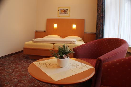 Avantgarde Hotel: Doppelzimmer
