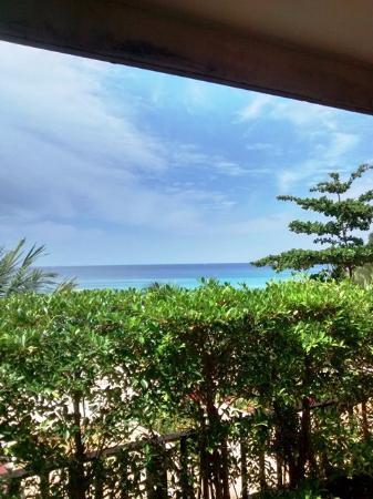 Andaman White Beach Resort: view from the room2