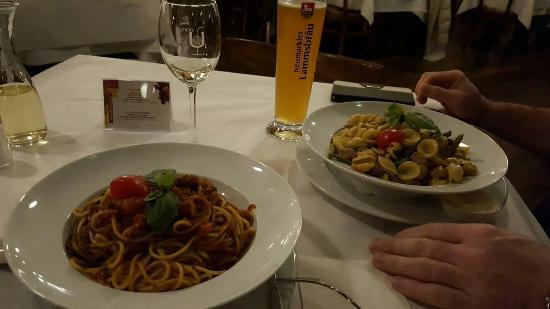 Trattoria- Pizzeria