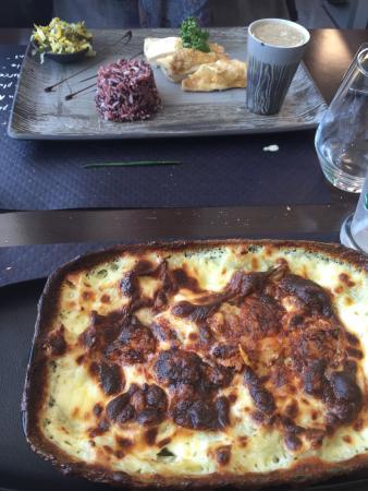 D coration sympa bon accueil cuisine chaleureuse bon for Cuisine rapport qualite prix