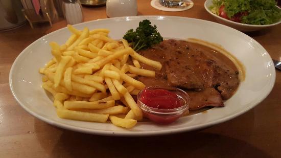 Jägerhof: Gewoon goed eten voor een goede prijs!