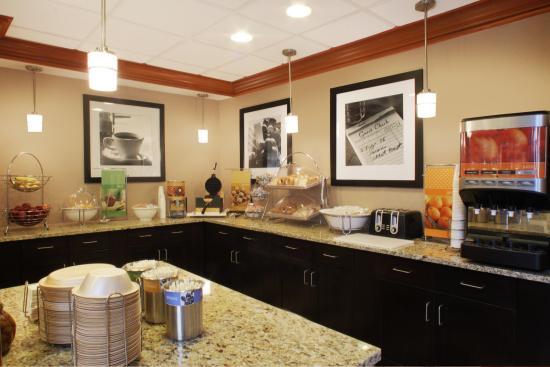 Port Saint Lucie, Flórida: Breakfast Room