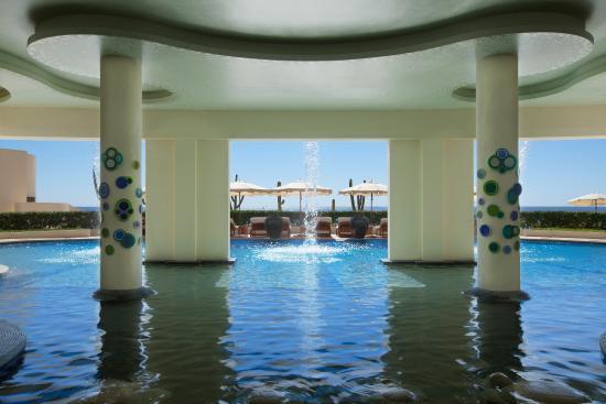 The Resort at Pedregal: Luna Y Mar Spa Pool
