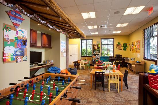 Westin Princeville Ocean Resort Villas: Kids Club