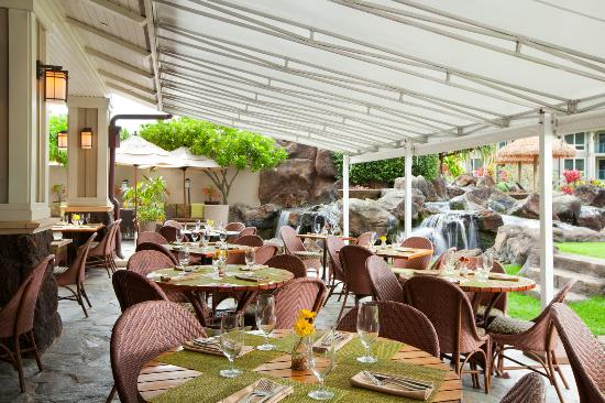 ذا ويستن برنيسفيل أوشن ريزورت فيلاز: Nanea Restaurant