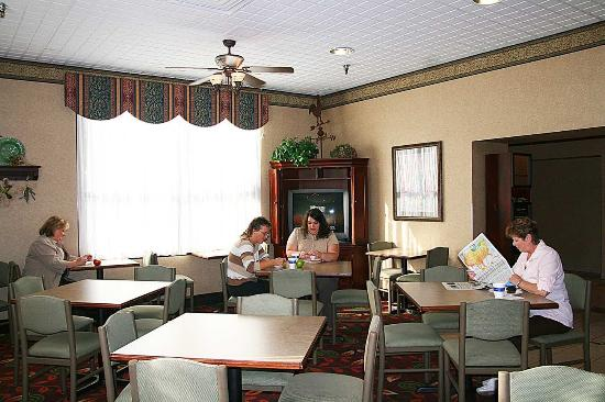 ‪‪Shoreview‬, ‪Minnesota‬: Breakfast Dining Area‬