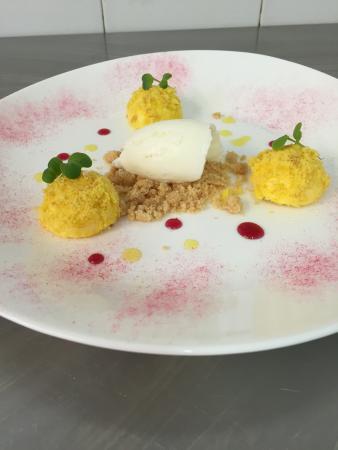 Mimosa dessert photo de ristorante del lago bagno di romagna tripadvisor - Ristorante del lago bagno di romagna ...