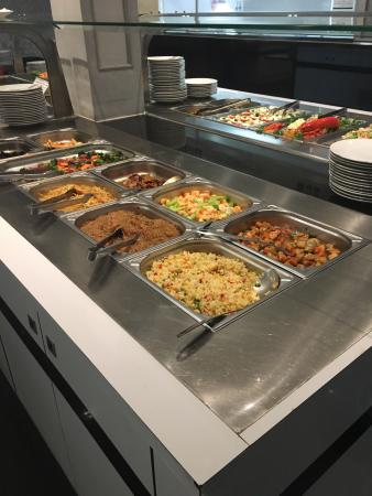 Ristorante wok la giada buffet