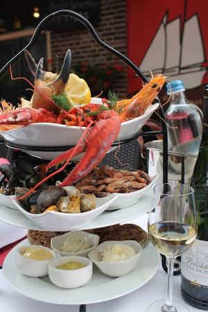 Bistro Pampus : fruit de mer