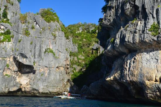 Carles, Philippinen: Anreise