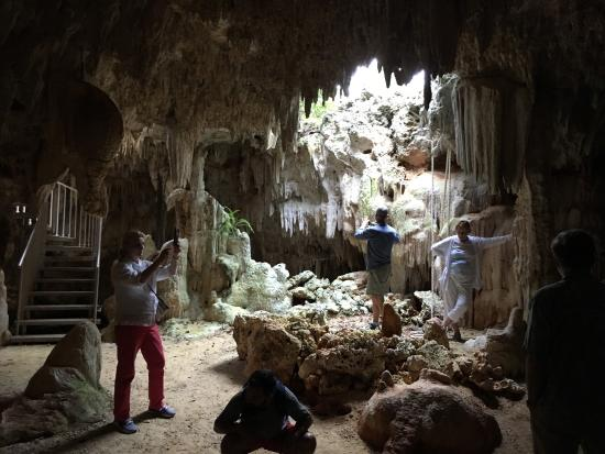 location photo direct link cayman crystal caves grand islands