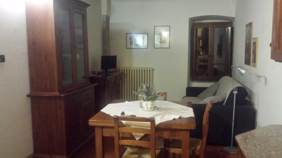 Residenza Antica Canonica: soggiorno appart. 4