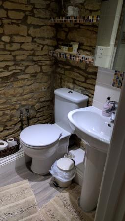Great Rissington, UK: Bathroom
