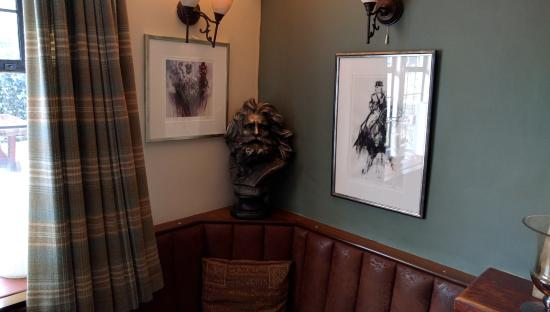 The Lamb Inn: Picturesque