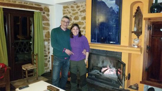 Chiclana de Segura, Spanyol: Estuvisteis el 19 y 20 de Febrero en la Casa Grande, ya sabéis que aquí tenéis vuestra casa.