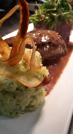 Matis´ Waldlust Restaurant: Roulade vom pommerschen Rind